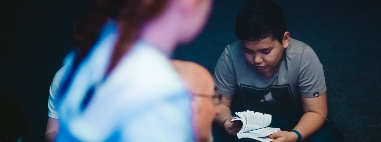 Christian youth evangelism