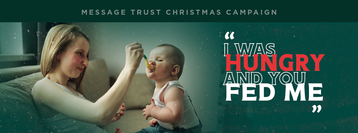 Message Trust Christmas campaign